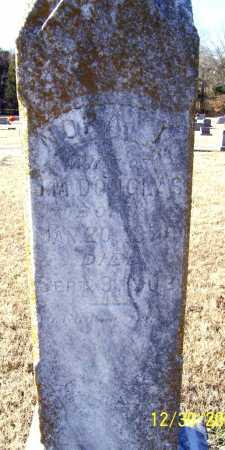 DOUGLAS, NORA I. - Randolph County, Arkansas   NORA I. DOUGLAS - Arkansas Gravestone Photos