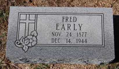 EARLY, FRED - Randolph County, Arkansas | FRED EARLY - Arkansas Gravestone Photos