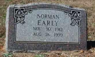 EARLY, NORMAN - Randolph County, Arkansas | NORMAN EARLY - Arkansas Gravestone Photos