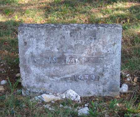 "EAST, JAMES SHADE ""J. S."" - Randolph County, Arkansas 