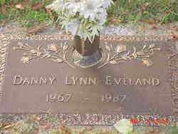 EVELAND, DANNY LYNN - Randolph County, Arkansas   DANNY LYNN EVELAND - Arkansas Gravestone Photos