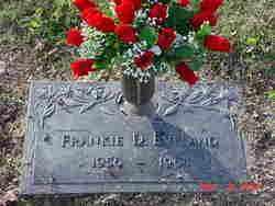 EVELAND, FRANKIE DEWAYNE - Randolph County, Arkansas | FRANKIE DEWAYNE EVELAND - Arkansas Gravestone Photos