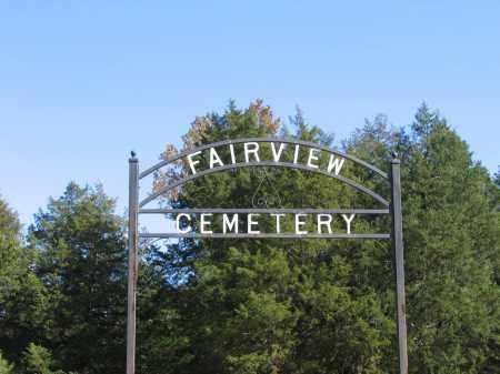 *FAIRVIEW CEMETERY ENTRANCE,  - Randolph County, Arkansas |  *FAIRVIEW CEMETERY ENTRANCE - Arkansas Gravestone Photos