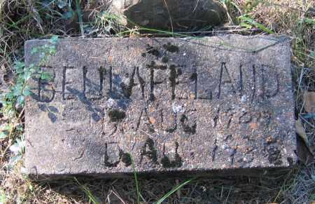 FELAND, BEULAH - Randolph County, Arkansas | BEULAH FELAND - Arkansas Gravestone Photos