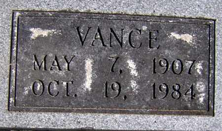 FENDER, VANCE - Randolph County, Arkansas | VANCE FENDER - Arkansas Gravestone Photos
