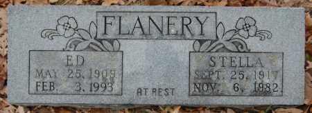 FLANERY, STELLA - Randolph County, Arkansas | STELLA FLANERY - Arkansas Gravestone Photos
