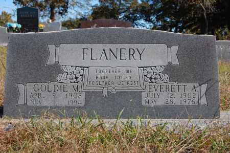 STOUT FLANERY, GOLDIE M. - Randolph County, Arkansas | GOLDIE M. STOUT FLANERY - Arkansas Gravestone Photos