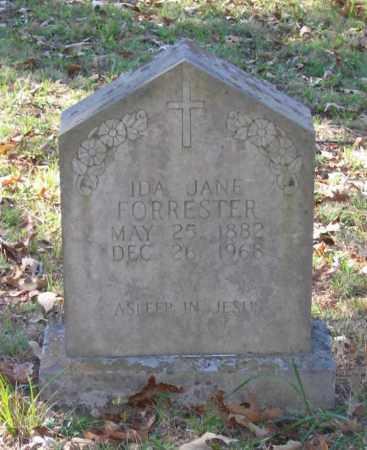 MCCARROLL FORRESTER, IDA JANE - Randolph County, Arkansas   IDA JANE MCCARROLL FORRESTER - Arkansas Gravestone Photos