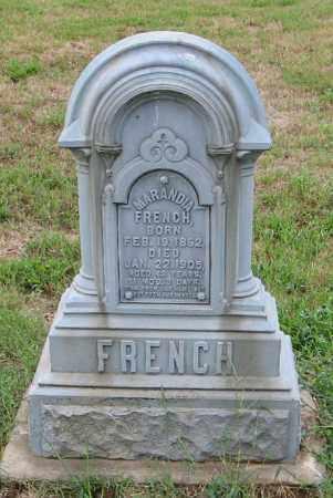 FRENCH, MARANDIA - Randolph County, Arkansas | MARANDIA FRENCH - Arkansas Gravestone Photos