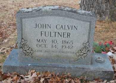 FULTNER, JOHN CALVIN - Randolph County, Arkansas | JOHN CALVIN FULTNER - Arkansas Gravestone Photos