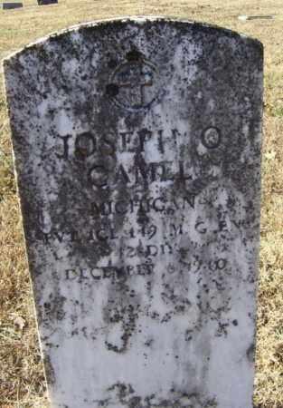 GAMEL (VETERAN), JOSEPH OSCAR - Randolph County, Arkansas   JOSEPH OSCAR GAMEL (VETERAN) - Arkansas Gravestone Photos