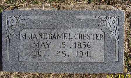 CHESTER, MATILDA JANE MOCK - Randolph County, Arkansas | MATILDA JANE MOCK CHESTER - Arkansas Gravestone Photos