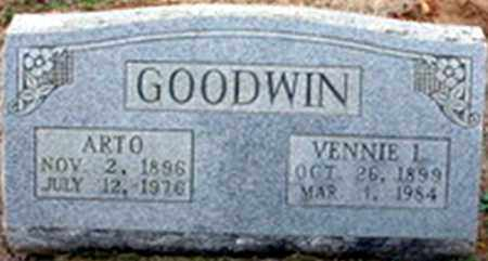 SPENCER GOODWIN, VENNIE L - Randolph County, Arkansas | VENNIE L SPENCER GOODWIN - Arkansas Gravestone Photos