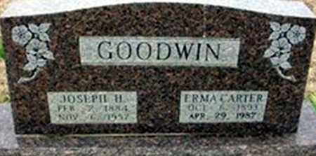 CARTER GOODWIN, ERMA CARTER - Randolph County, Arkansas | ERMA CARTER CARTER GOODWIN - Arkansas Gravestone Photos