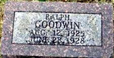 GOODWIN, RALPH - Randolph County, Arkansas | RALPH GOODWIN - Arkansas Gravestone Photos