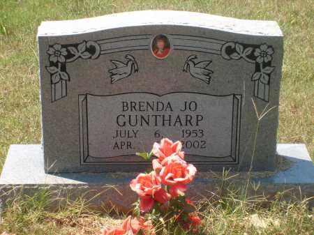 GUNTHARP, BRENDA JO - Randolph County, Arkansas   BRENDA JO GUNTHARP - Arkansas Gravestone Photos