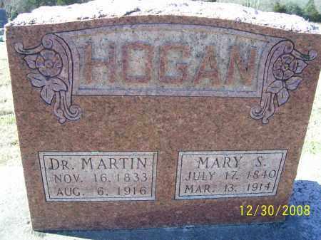 HOGAN, MARY S. - Randolph County, Arkansas | MARY S. HOGAN - Arkansas Gravestone Photos