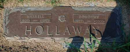 HOLLAWAY, HARRELL - Randolph County, Arkansas | HARRELL HOLLAWAY - Arkansas Gravestone Photos