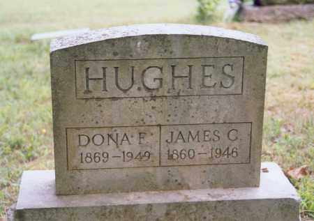 HUGHES, JAMES C. (COLUMBUS) - Randolph County, Arkansas | JAMES C. (COLUMBUS) HUGHES - Arkansas Gravestone Photos