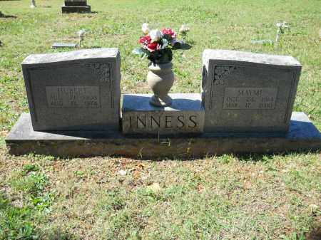 INNESS, HUBERT - Randolph County, Arkansas | HUBERT INNESS - Arkansas Gravestone Photos