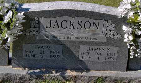 WALKER JACKSON, IVA M - Randolph County, Arkansas | IVA M WALKER JACKSON - Arkansas Gravestone Photos