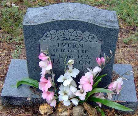 JACKSON, SHIRLEY IVERN - Randolph County, Arkansas | SHIRLEY IVERN JACKSON - Arkansas Gravestone Photos