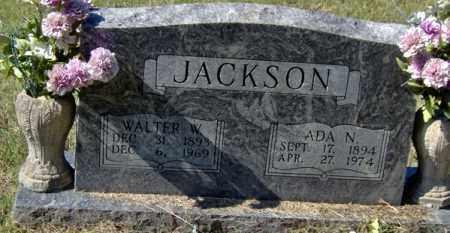 JACKSON, ADA N - Randolph County, Arkansas | ADA N JACKSON - Arkansas Gravestone Photos