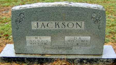 JACKSON, DITTY ANN - Randolph County, Arkansas | DITTY ANN JACKSON - Arkansas Gravestone Photos