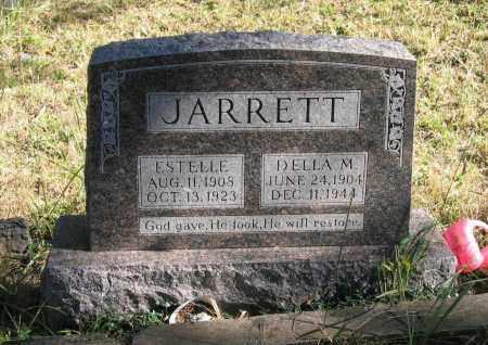 JARRETT, ESTELLE - Randolph County, Arkansas | ESTELLE JARRETT - Arkansas Gravestone Photos
