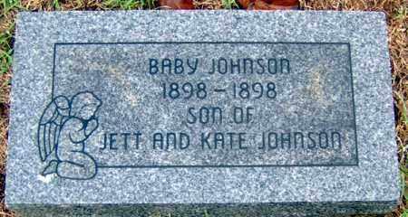 JOHNSON, BABY - Randolph County, Arkansas | BABY JOHNSON - Arkansas Gravestone Photos