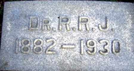 JOHNSON, DR RUSSELL RUNE - Randolph County, Arkansas | DR RUSSELL RUNE JOHNSON - Arkansas Gravestone Photos