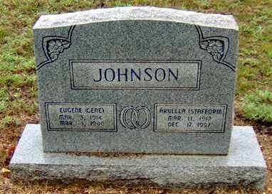 JOHNSON, ARVELLA - Randolph County, Arkansas | ARVELLA JOHNSON - Arkansas Gravestone Photos