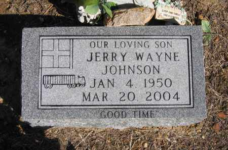 JOHNSON, JERRY WAYNE - Randolph County, Arkansas | JERRY WAYNE JOHNSON - Arkansas Gravestone Photos