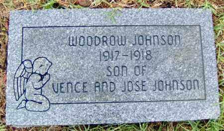 JOHNSON, WOODROW - Randolph County, Arkansas   WOODROW JOHNSON - Arkansas Gravestone Photos