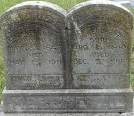 KERCHEVAL, ELIZABETH - Randolph County, Arkansas | ELIZABETH KERCHEVAL - Arkansas Gravestone Photos