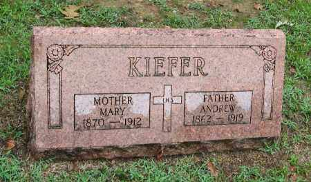 KIEFER, MARY - Randolph County, Arkansas | MARY KIEFER - Arkansas Gravestone Photos