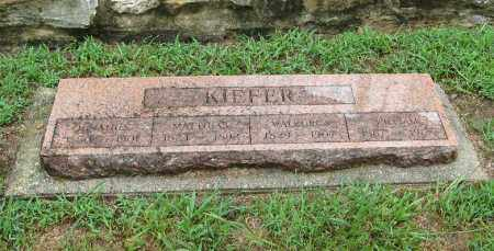 KIEFER, MATTHIAS EDUARD - Randolph County, Arkansas | MATTHIAS EDUARD KIEFER - Arkansas Gravestone Photos