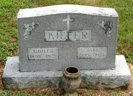 "KIEFER, MELISSA ""MOLIES"" - Randolph County, Arkansas | MELISSA ""MOLIES"" KIEFER - Arkansas Gravestone Photos"