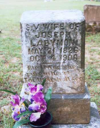 LADYMON, SUSANNAH - Randolph County, Arkansas | SUSANNAH LADYMON - Arkansas Gravestone Photos