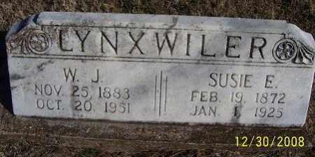 LYNXWILER, W. J. - Randolph County, Arkansas | W. J. LYNXWILER - Arkansas Gravestone Photos