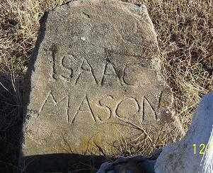 MASON, ISAAC - Randolph County, Arkansas | ISAAC MASON - Arkansas Gravestone Photos