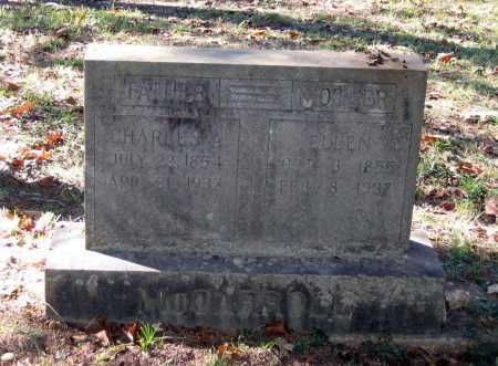 CRAVENS MCCARROLL, ELLEN NARCISSA - Randolph County, Arkansas   ELLEN NARCISSA CRAVENS MCCARROLL - Arkansas Gravestone Photos