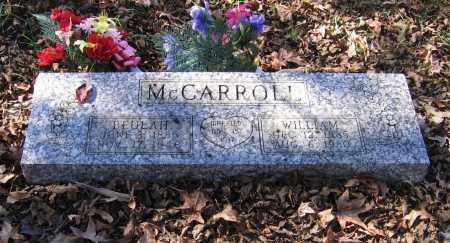 HARDIN MCCARROLL, BEULAH - Randolph County, Arkansas | BEULAH HARDIN MCCARROLL - Arkansas Gravestone Photos