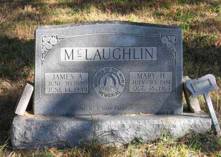 MCLAUGHLIN, MARY L. - Randolph County, Arkansas   MARY L. MCLAUGHLIN - Arkansas Gravestone Photos