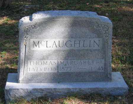 MCLAUGHLIN, MARGARETTA - Randolph County, Arkansas | MARGARETTA MCLAUGHLIN - Arkansas Gravestone Photos