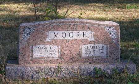MOORE, MARY LEONA - Randolph County, Arkansas | MARY LEONA MOORE - Arkansas Gravestone Photos