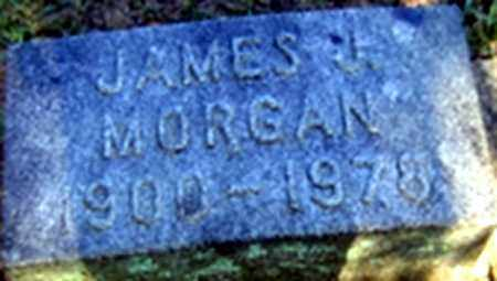 MORGAN, JAMES J - Randolph County, Arkansas | JAMES J MORGAN - Arkansas Gravestone Photos