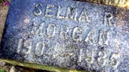 MORGAN, SELMA RUSSELL - Randolph County, Arkansas | SELMA RUSSELL MORGAN - Arkansas Gravestone Photos