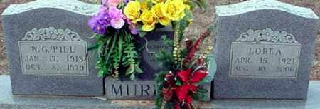 MURDOCK, LOREA - Randolph County, Arkansas | LOREA MURDOCK - Arkansas Gravestone Photos