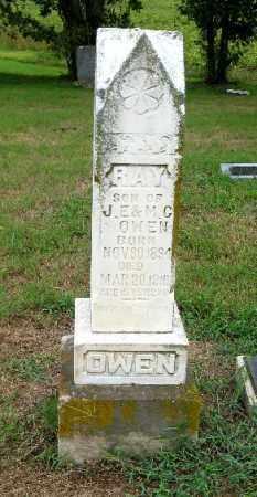 OWEN, RAY - Randolph County, Arkansas   RAY OWEN - Arkansas Gravestone Photos